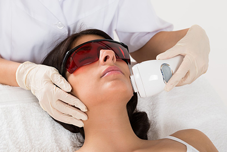 La Mesa area practice offers laser hair reduction